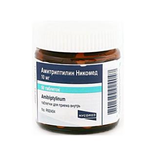 Флакон Амитриптилин никомед
