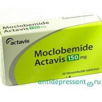 Таблетки Моклобемид инструкция по применению — аналоги — отзывы — побочные эффекты