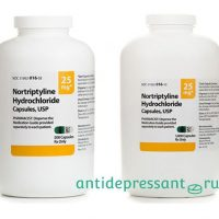 Нортриптилин — аналоги — отзывы — побочные действия